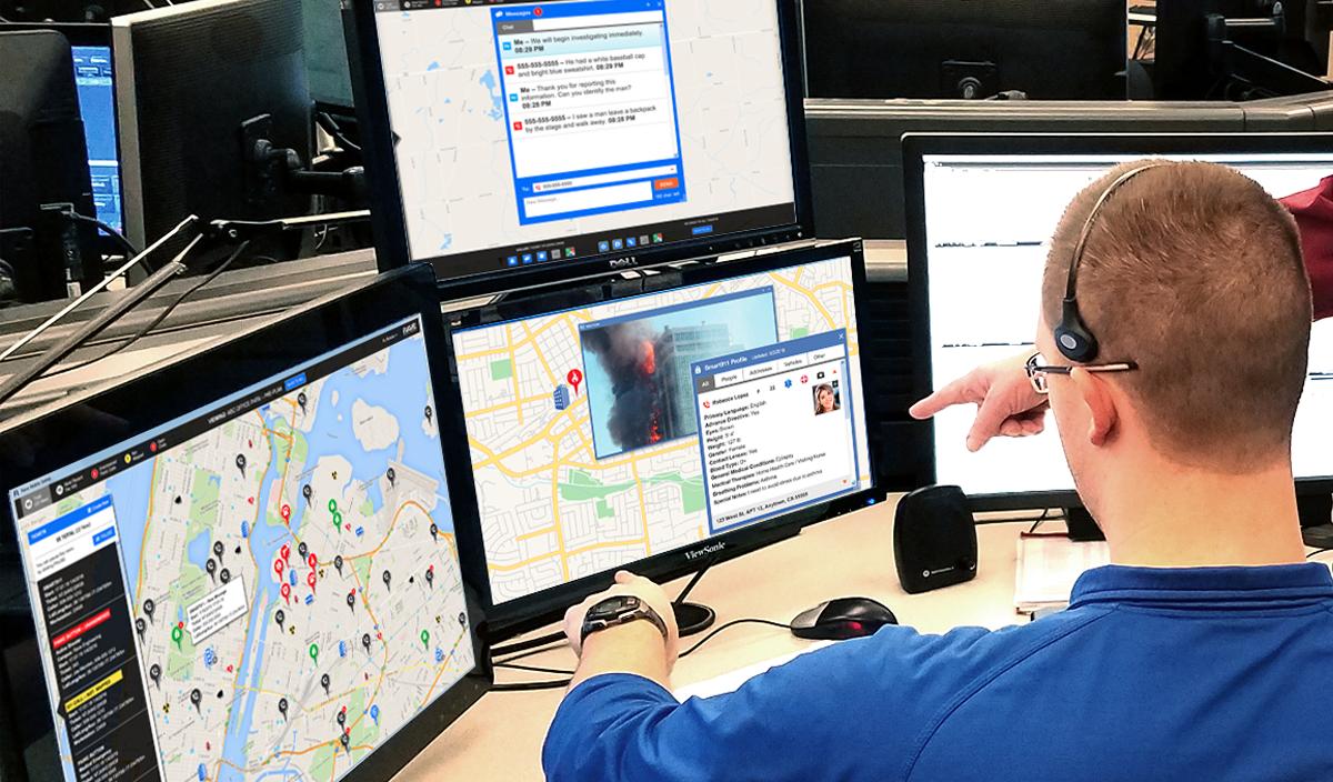 Eaton County Sends Geo-Targeted Alert