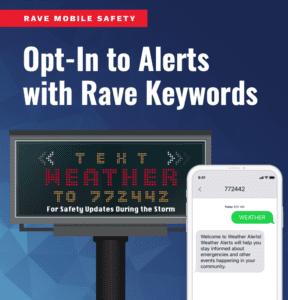 alert opt-in resource preview