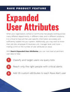 expanded user attributes resource preview