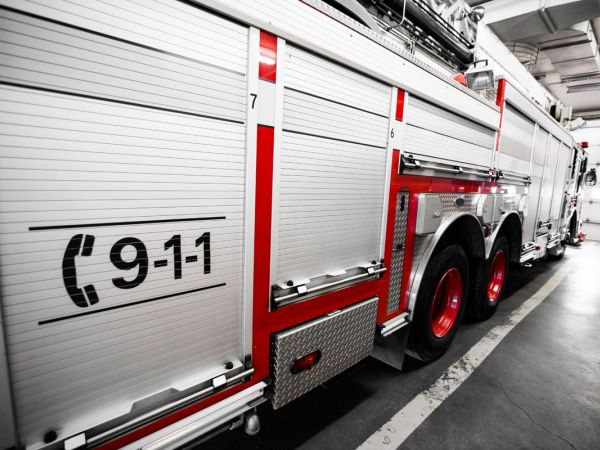 9-1-1 Information Saved a Man From Burning Home