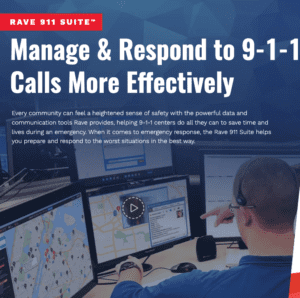 rave 911 suite resource preview