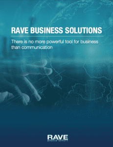 rave business solutions resource preview
