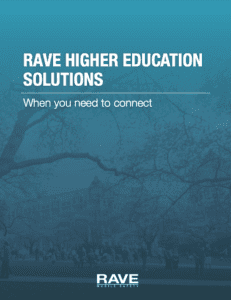rave higher education resource preview