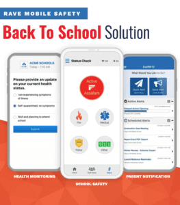 rave k-12 back to school resource preview